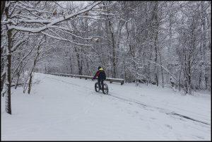 Minuteman Bikeway Photo by Stephan Miller